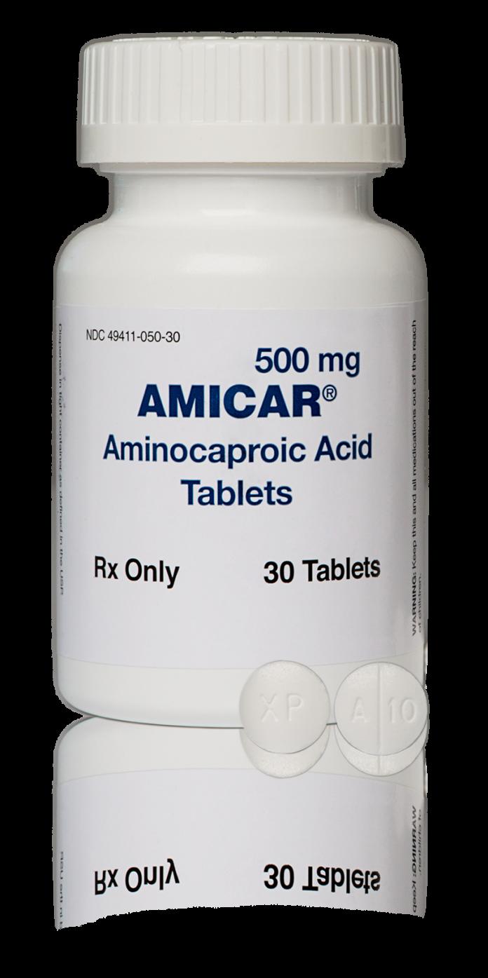 آمینوکاپروئیک اسید Aminocaproic Acid