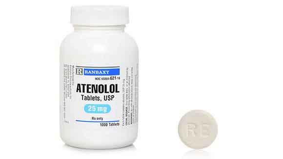 آتنولول Atenolol