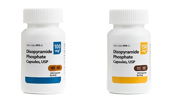 دیسوپيراميد Disopyramide