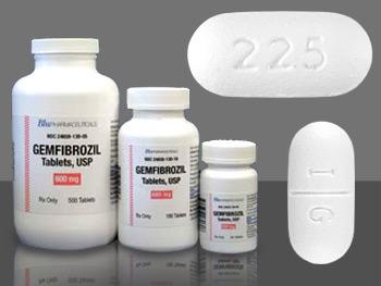 جمفيبروزيل Gemfibrozil