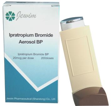 ايپراتروپيوم بروماید Ipratropium Bromide