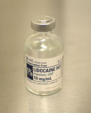 ليدوكائين سیستمیک Lidocaine-Systemic