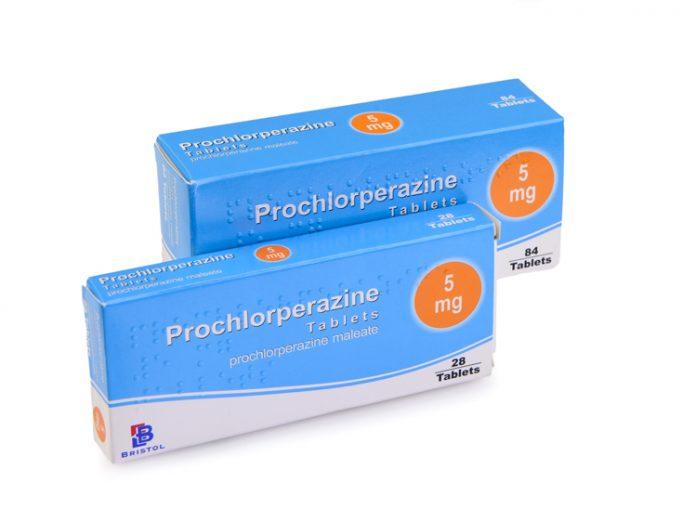 پروکلرپرازین Prochlorperazine
