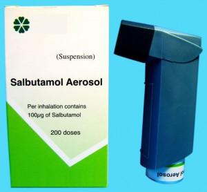 سالبوتامول Salbutamol