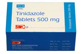 تینیدازول Tinidazole