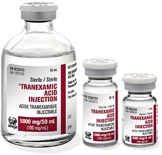 اسید ترانکسامیک Tranexamic Acid