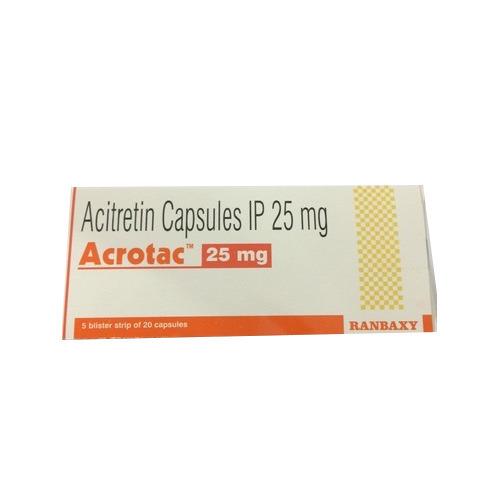 دارو آسیترتین Acitretin