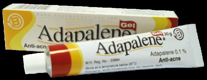 دارو آداپالن Adapalene
