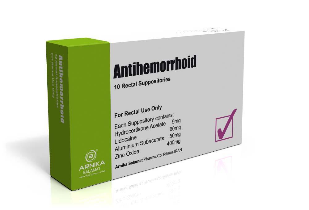 دارو انتی هموروئید Antihemorrhoid