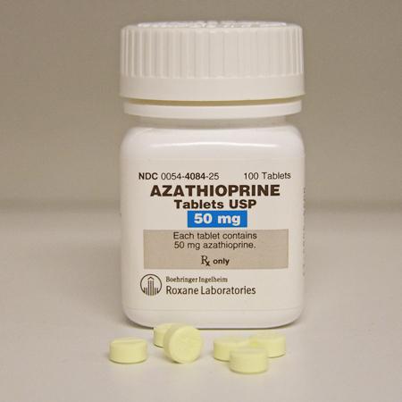 دارو آزاتيوپرين Azathioprine