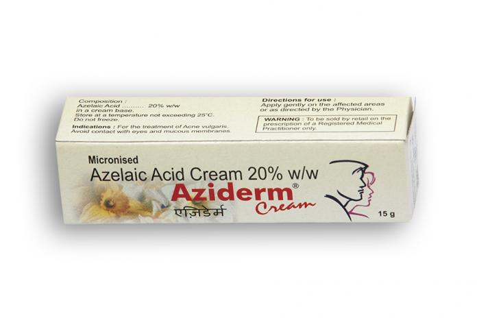 دارو آزلاییک اسید Azelaic Acid