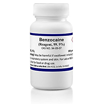 دارو بنزوكائين Benzocaine