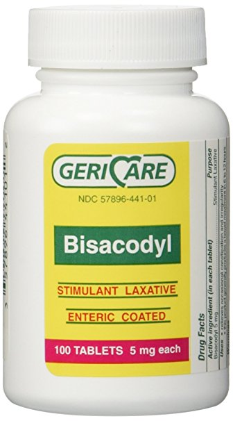 دارو بيساكوديل Bisacodyl