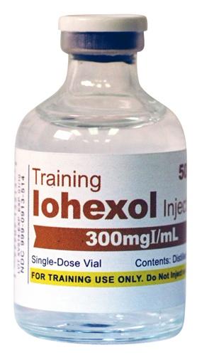 دارو ایوهگزول Iohexol
