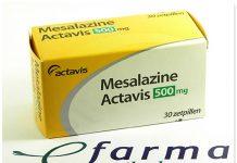 دارو مزالازين Mesalazine