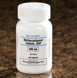دارو متوکاربامول Methocarbamol