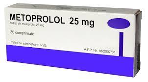 دارو متوپرولول Metoprolol