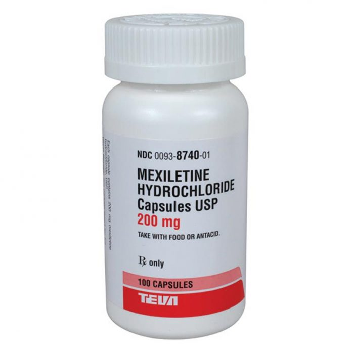 دارو مگزلیتین Mexiletine