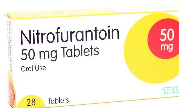 دارو نیتروفورانتوئین Nitrofurantoin