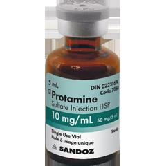 دارو پروتامین Protamine