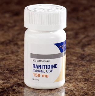 دارو رانيتيدين Ranitidine