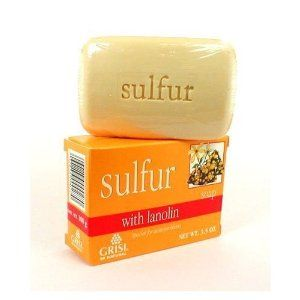 دارو سولفور Sulfur