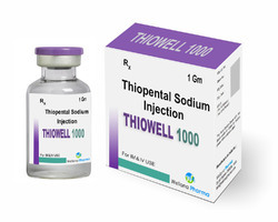 دارو تيوپنتال سدیم Thiopental Sodium