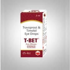 دارو تراووپروست و تیمولول Travoprost+Timolol