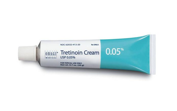 دارو ترتينویين Tretinoin