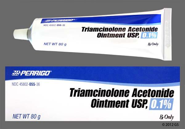 دارو تريامسينولون موضعی Triamcinolone Topical