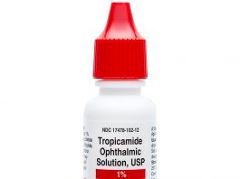 دارو تروپيكاميد چشمی Tropicamide-Ophthalmic