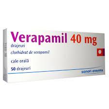 دارو وراپامیل Verapamil