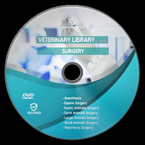 مجموعه کتاب های جراحی و بیهوشی دامپزشکی