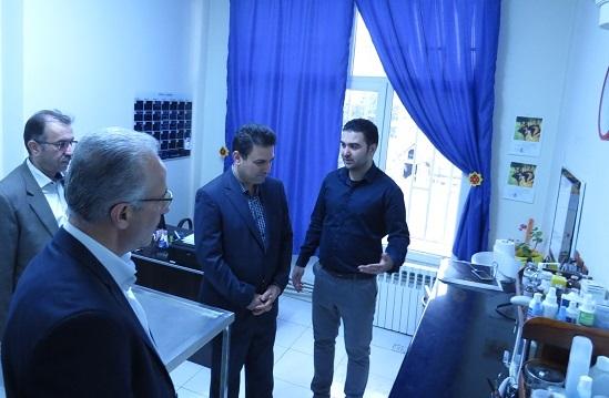 یک واحد پلی کلینیک دامپزشکی دامپزشکی در مهرشهر کرج افتتاح شد