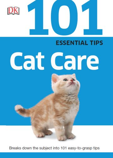 کتاب 101Essential Tips: Cat Care